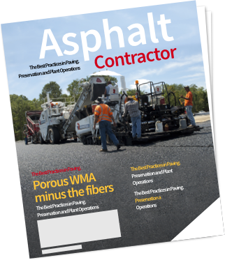 Asphalt Contracter Magazine